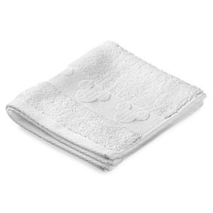 Mickey Mouse Icon Wash Cloth Set - White