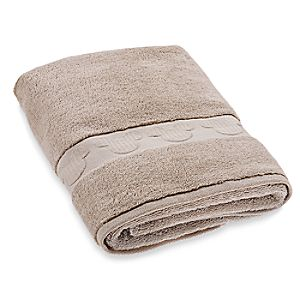 Mickey Mouse Icon Bath Towel - Beige