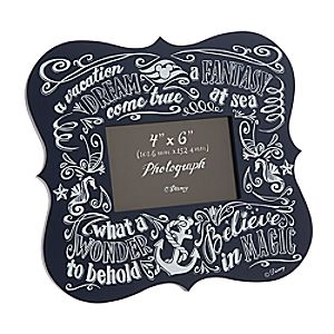 Disney Cruise Line Photo Frame - 4 x 6