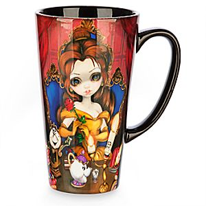 Belles Enchantment Latte Mug by Jasmine Becket-Griffith