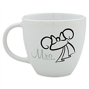 Minnie Mouse Mrs. Mug
