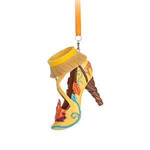 Pocahontas Shoe Ornament