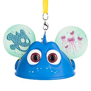 Dory Ear Hat Ornament