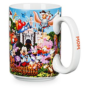 Disneyland Storybook Mug for Mom