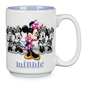 Minnie Mouse Mug - Disneyland