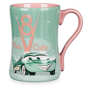 Flos V-8 Cafe Mug