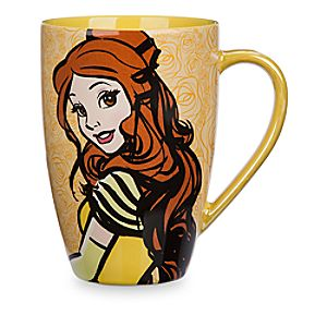 Belle Fashion Mug
