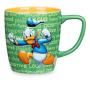 Donald Duck Personality Mug