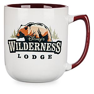 Wilderness Lodge Mug