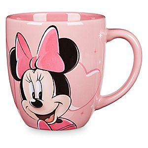 Minnie Mouse Portrait Mug - Disneyland