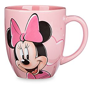 Minnie Mouse Portrait Mug - Walt Disney World
