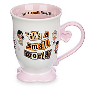 its a small world Mug