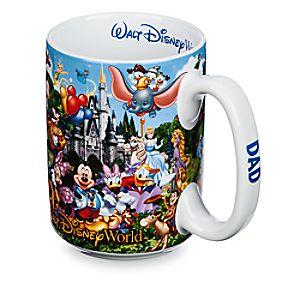 Walt Disney World Storybook Mug for Dad