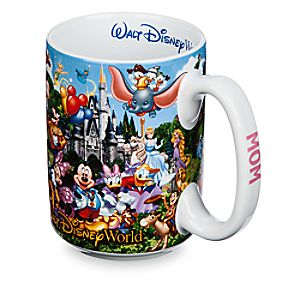 Walt Disney World Storybook Mug for Mom