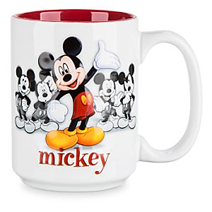 Mickey Mouse Mug - Walt Disney World
