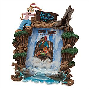 Brer Rabbit Photo Frame - Splash Mountain - 5 x 7 or 4 x 6