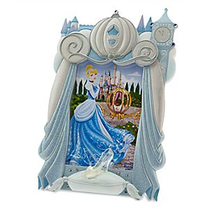 Cinderella Photo Frame - 4 x 6