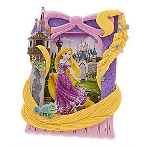 Rapunzel Photo Frame - 4 x 6