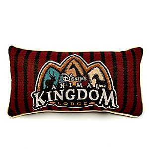 Disneys Animal Kingdom Lodge Pillow