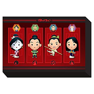 Mulan Honorable Daughter Giclée by Jerrod Maruyama - Medium - Limited Edition