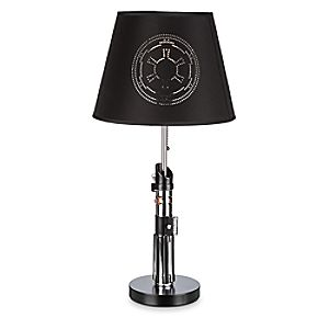 Darth Vader Lightsaber Lamp - Star Wars