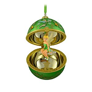 Tinker Bell Hinged Ornament