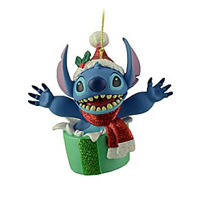 Stitch Figural Ornament