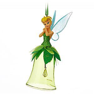 Tinker Bell Figural Bell Ornament