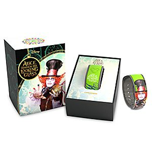 Alice Through the Looking Glass Disney Parks MagicBand - Limited Edition