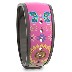 Anna Disney Parks MagicBand - Frozen Fever
