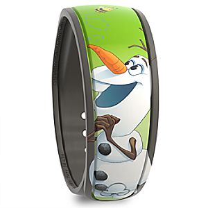 Olaf Disney Parks MagicBand - Frozen Fever