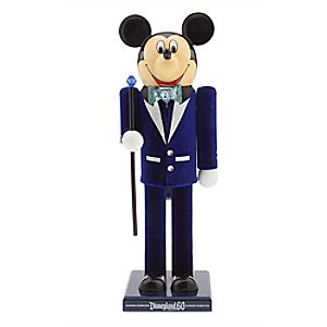 Mickey Mouse Nutcracker - Limited Release - Disneyland Diamond Celebration