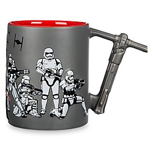 Star Wars: The Force Awakens Villains Mug