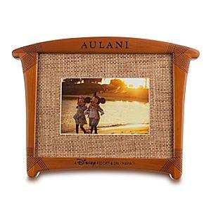Aulani, A Disney Resort & Spa Wood Photo Frame - 5 x 7