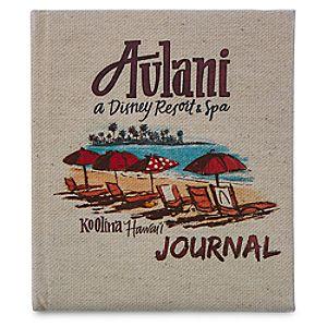 Mickey Mouse Canvas Journal - Aulani, A Disney Resort & Spa