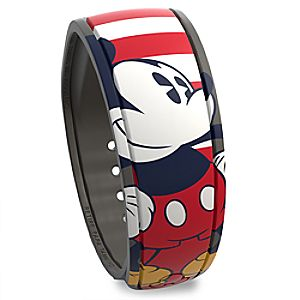 Mickey Mouse Americana Disney Parks MagicBand