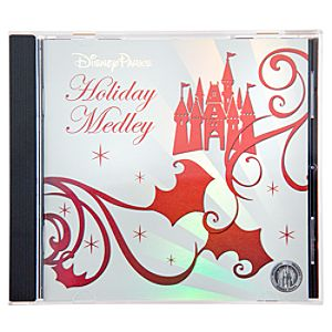 Disney Parks Holiday Medley CD