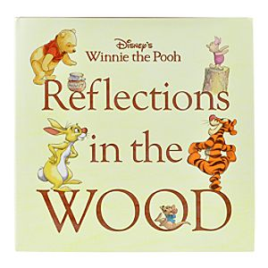 Disneys Winnie the Pooh: Reflections in the Wood Book