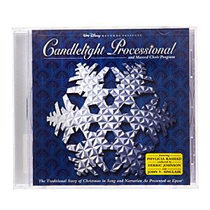 Candlelight Processional CD - Walt Disney World