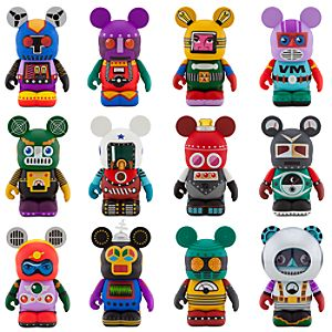 Vinylmation Robots 2 Series Figure -- 3 H