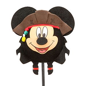 Pirate Mickey Mouse Antenna Topper