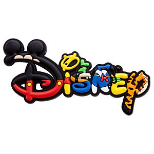 Mickey Mouse and Friends Disney Logo Magnet