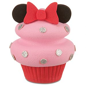 Cupcake Minnie Mouse Antenna Topper
