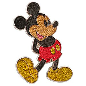 Peace Sign Mickey Mouse Pin