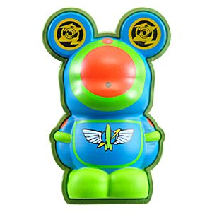 3-D Vinylmation Pin Park 5 Series -- Buzz Lightyear XP-37 Space Cruiser