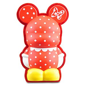 3-D Vinylmation Pin Cutesters Series -- Minnie Mouse Dress