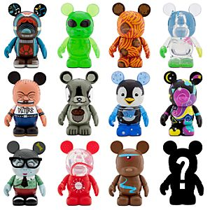 Vinylmation Urban 7 Series Figures - 3