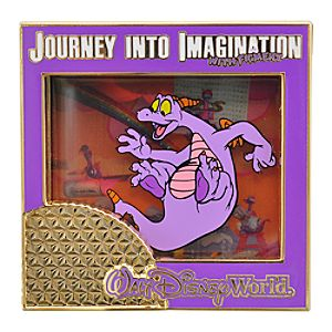 Journey Into Imagination with Figment Pin