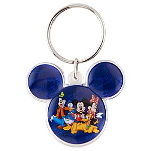 Walt Disney World Mickey Mouse Keychain