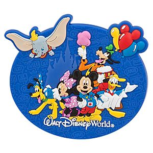 Storybook Walt Disney World Resort Magnet